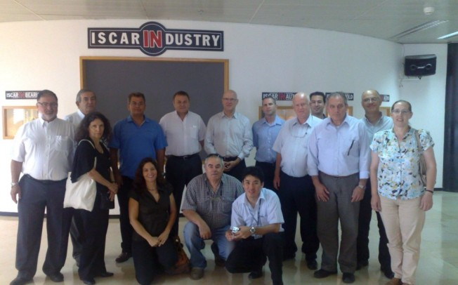 Notes from the Israel-Japan Chamber of Commerce's Visit to Industrial Giant Iscar